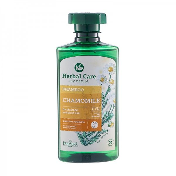 Sampon cu extract de Musetel Herbal Care