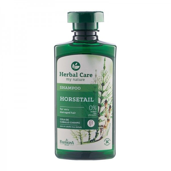 Sampon cu extract de Coada Calului Herbal Care