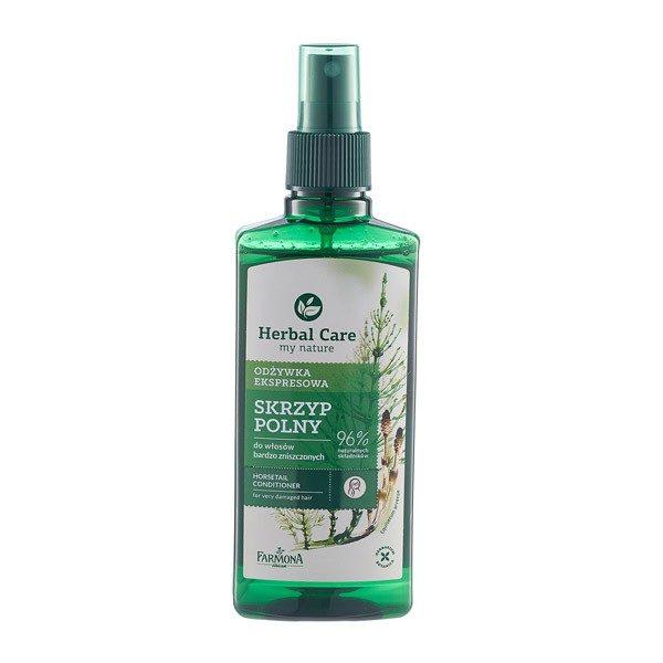 Balsam spray cu extract de Coada calului Herbal Care