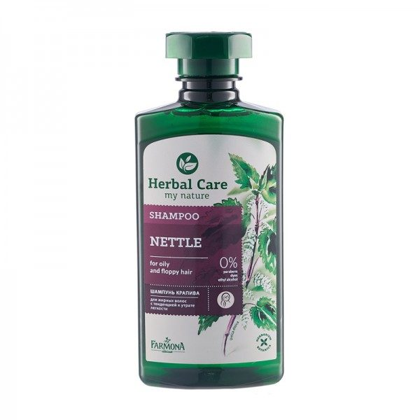 Sampon cu extract de Urzica Herbal Care