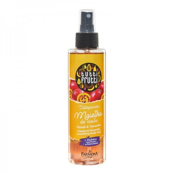 SPRAY NUTRITIV DE CORP Papaya & Tamarillo