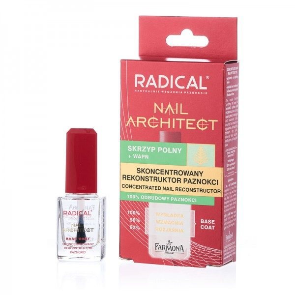 Reconstructor concentrat pentru unghii Radical Nail Architect